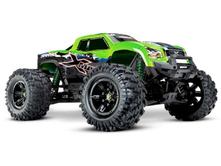 Traxxas TRX77086-4-GRNX X-Maxx 4WD Brushless RTR 8S Monster Truck (Green X)